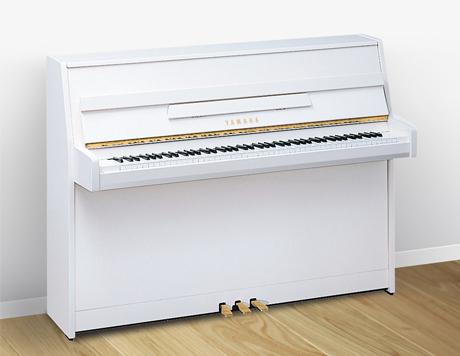 location de desevedavy pianos sommaire yamaha b1 blanc. Black Bedroom Furniture Sets. Home Design Ideas